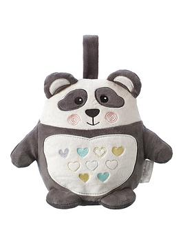 Product photograph showing Tommee Tippee Pip The Panda Rechargeable Light And Sound Sleep Aid