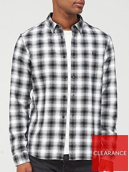 allsaints-lindenwood-check-shirt-off-white