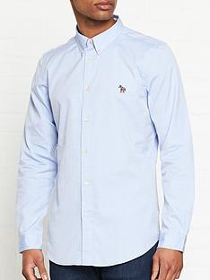ps-paul-smith-zebra-logo-oxford-shirt--nbspblue