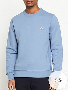 ps-paul-smith-zebra-logo-sweatshirt-blue