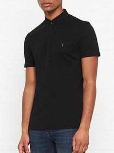 allsaints-grail-baseball-collar-polo-shirt-black
