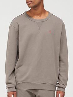allsaints-phoenix-sweatshirt-grey