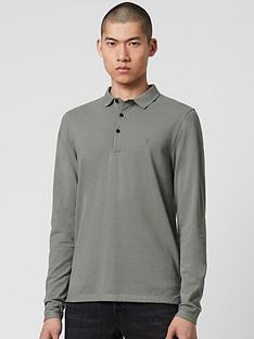 allsaints-reform-long-sleeve-polo-shirtnbsp--grey