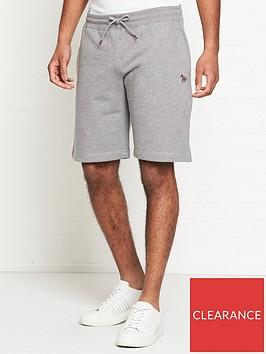 ps-paul-smith-zebra-logo-sweat-shorts-grey