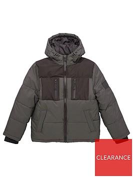 v-by-very-boys-shower-proofnbsppadded-pocket-coat-black
