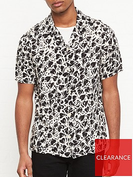 allsaints-heartbreak-print-short-sleeve-shirt-ecrublack