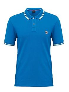 ps-paul-smith-zebra-logo-tipped-polo-shirt-blue