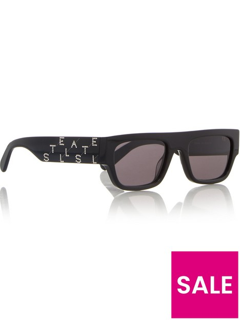 stella-mccartney-monogram-rectangle-sunglasses-black
