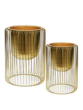 hestia-hestia-set-of-2-gold-finish-metal-planters