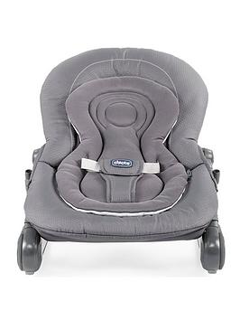 Chicco Hoopla Baby Bouncer and Rocking Chair, Moon Grey