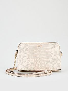 dkny-bryantnbspdome-cross-body-bag-beige