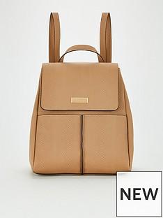 carvela-heidi-backpack-camel