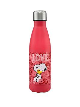 cath-kidston-snoopy-love-stainless-steel-water-bottle