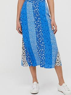 monsoon-poppy-patch-sustainable-viscose-skirt-blue