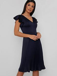chi-chi-london-ruellia-dress-navy