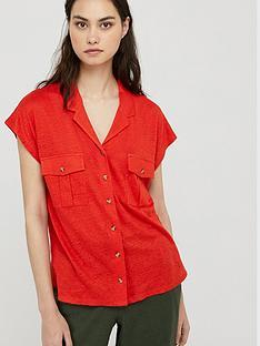 monsoon-leena-linen-button-down-shirt