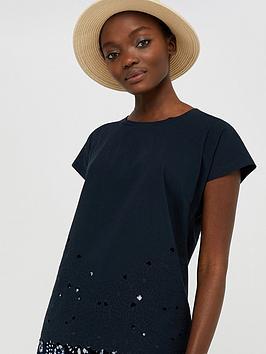 monsoon-kumar-organic-cotton-t-shirt-navy