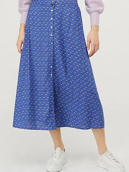 monsoon-rhiannon-printed-midi-skirt-blue