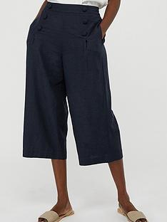 monsoon-eureka-linen-blend-crop-trouser-navy