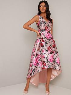 chi-chi-london-kaytlyn-dress-mink