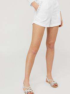 monsoon-dani-embroidered-short-white