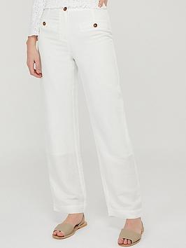 monsoon-charlotte-short-length-linen-trousers-white