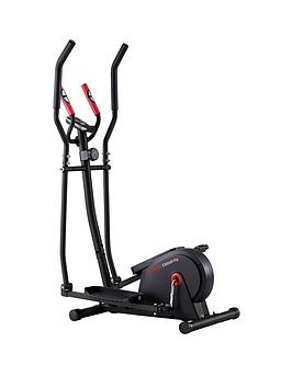 Body Sculpture Be1660 Magnetic Elliptical Cross Trainer With Hand Pulse