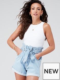 michelle-keegan-minimals-jersey-bodysuit