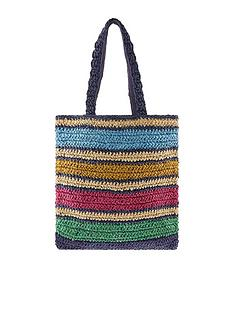 monsoon-roz-paper-stripe-tote-bag-multi