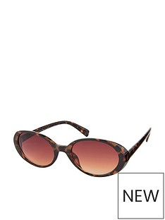 monsoon-oregan-oval-tort-sunglasses-brown