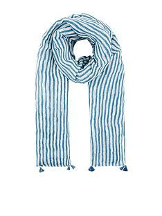 monsoon-sanya-stripe-linen-lightweight-scarf-blue