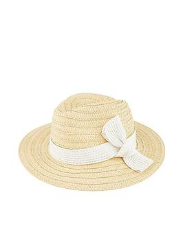 monsoon-bee-bow-fedora-hat-natural