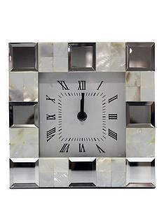 arthouse-shell-mantel-clock