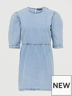 missguided-nbspdenim-smock-dress--nbsplight-wash
