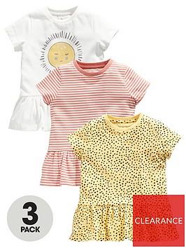 v-by-very-girls-3-pack-peplum-sun-print-stripe-and-leopard-print-short-sleeve-t-shirts-multi