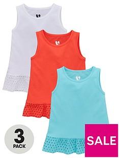 v-by-very-girls-3-pack-broderie-peplum-frill-vests-multi
