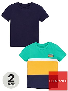 v-by-very-boys-2-pack-campervan-pique-short-sleevenbspt-shirts-multi