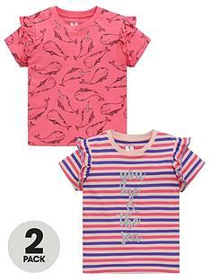 v-by-very-girls-2-pack-sea-print-t-shirts-multi