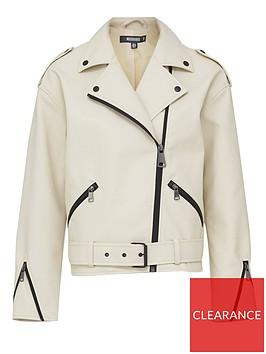missguided-oversized-boyfriend-biker-jacket-white
