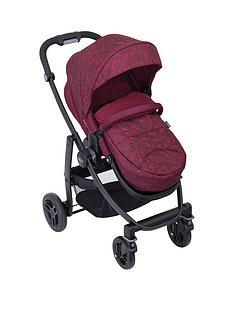 graco-evo-stand-alone-stroller
