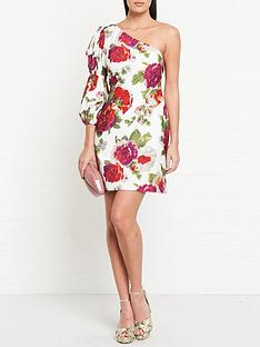 talulah-beyond-floral-print-mini-dress-white