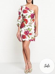 talulah-beyond-floral-print-mini-dress-white