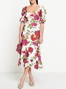 talulah-beyond-floral-print-midi-dress-white