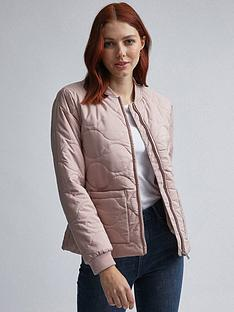 dorothy-perkins-quilted-bomber-jacket-blush