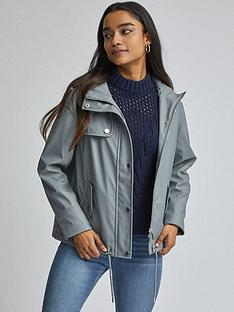 dorothy-perkins-dorothy-perkins-petites-raincoat-grey