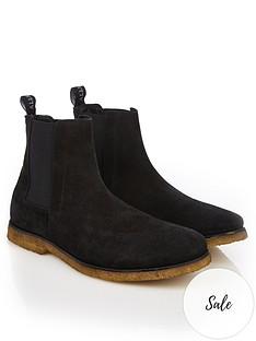 allsaints-menrsquos-rhett-suede-chelsea-boots-black
