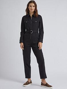 dorothy-perkins-dorothy-perkins-zip-boilersuit-black