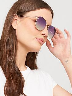 quay-australia-quay-x-chrissy-jezabell-rimless-round-sunglasses