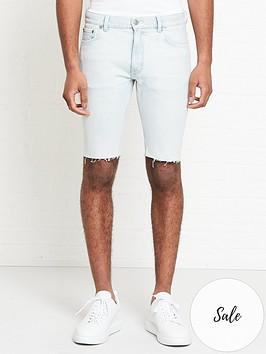 tommy-hilfiger-lewis-hamilton-slim-denim-shorts-bleach-wash