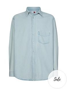 tommy-hilfiger-bleached-denim-shirt-light-indigo